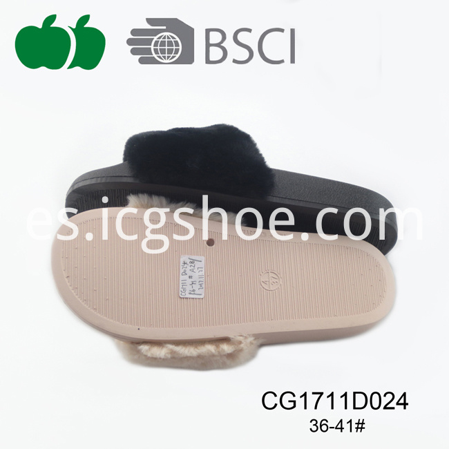 new style flat slippers
