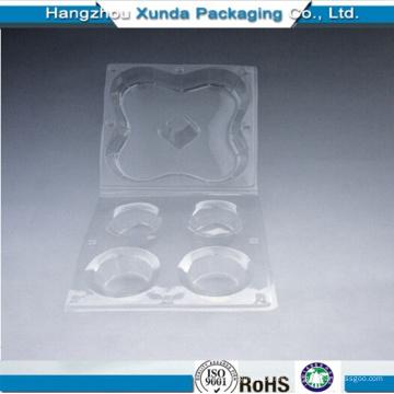 Boîtes en plastique pour emballage à base de pommes