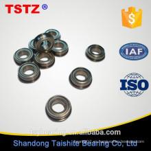 China fabricante de rodamientos de acero de alta precisión de bola de rodamiento de bolas F634ZZ