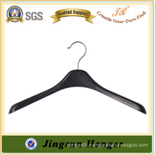 Factory Price Used Clothes Hanger Black Plastic Sweater Hanger