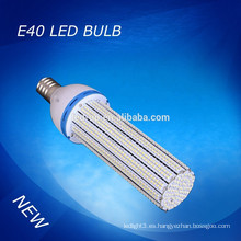 IP44 60W E40 COB Iluminación de LED de maíz para interiores y exteriores