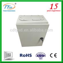 Caja del panel de control eléctrico del metal del OEM del proveedor de China 2015