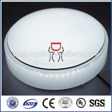 Feuille diffusée en polycarbonate pour éclairage LED