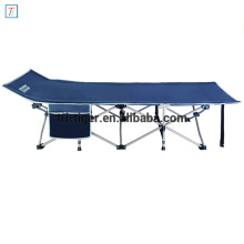 Outdoor Portable Military Folding Camping Bed Cot Sleeping Hiking Travel Metal Hospital Folding Bed