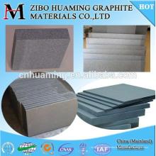 Plaque de graphite de haute qualité d'usine directe de Chian