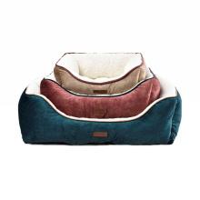 Wholesale Luxury Pet Dog Beds New Design 2021 Dog Bed