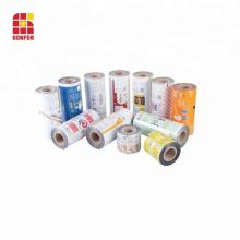 Custom Print BOPP/AL/PE Food Packaging Film