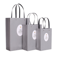 Fancy Customized Design Kraft Paper Bag for Gift