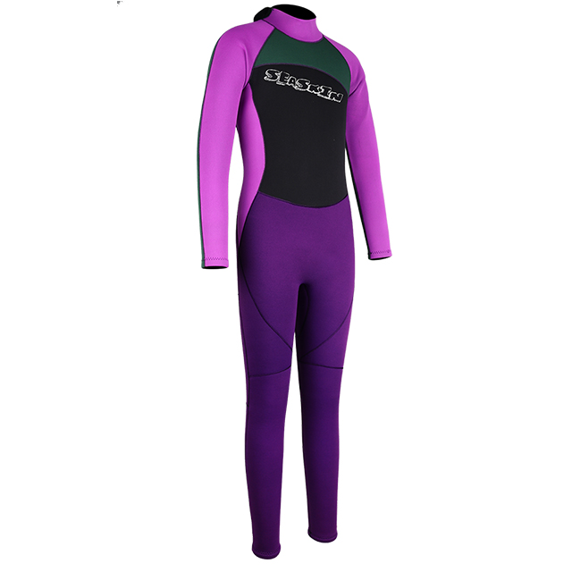 Dw025 Seaskin Child Full Wetsuits 3