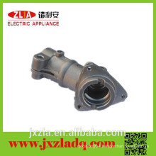 ADC12!High precision aluminum die casting parts gear box for garden tools