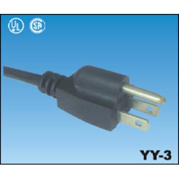 North American UL Power Cords
