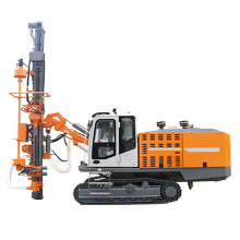 Different drilling directions pneumatic rock drill rig All-in-one DTH Drill Rig for blast hole