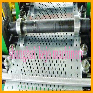 Machine de formage de rouleau de plateau d'échelle de haute qualité 2016
