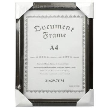 Bureau table Document plastique cadre