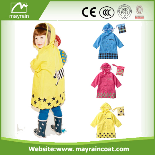 Quality Guaranteed Polyester Raincoat