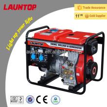 180A 5kW diesel welding generator