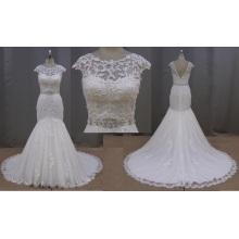 Итальянский дизайн вечернее платье свадебное платье