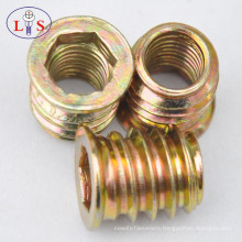 High Quality Hex Slot Nuts