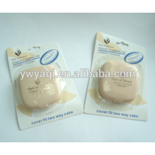 fate of flower cosmetics compact powder case compact powder packaging