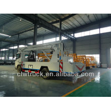 Peru Dongfeng high altitude truck for sale,china new telescopic boom lift truck