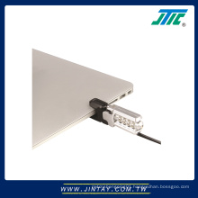Multi-function security lock for ultrabook
