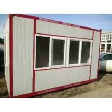 New Color Movable House Used in Many Fields