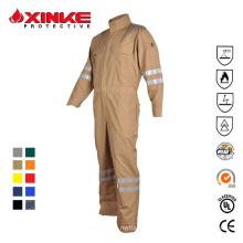 Vêtements de travail de combinaison en nylon de coton ultime avancé en gros d'OEM