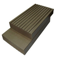 Outdoor WPC Terrassendielen mit geringer Wartung und konkurrenzfähigem Preis