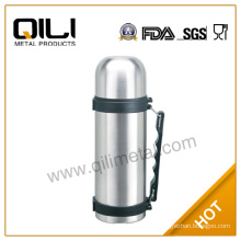 1.2L thermos flask with handle