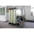 1000L / Hr planta industrial de tratamiento de agua de ósmosis inversa con esterilización ultravioleta