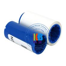 Ruban blanc compatible de l'imprimante P310 P330 de ruban de résine de zèbre 800015-109