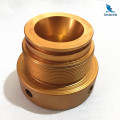 OEM CNC Machining Brass Electronic Parts