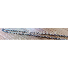 316 stainless steel jewelry cable chain necklace