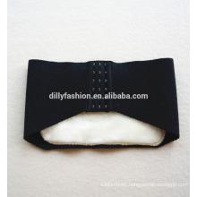Wholesale unisex cashmere wool waist support belt