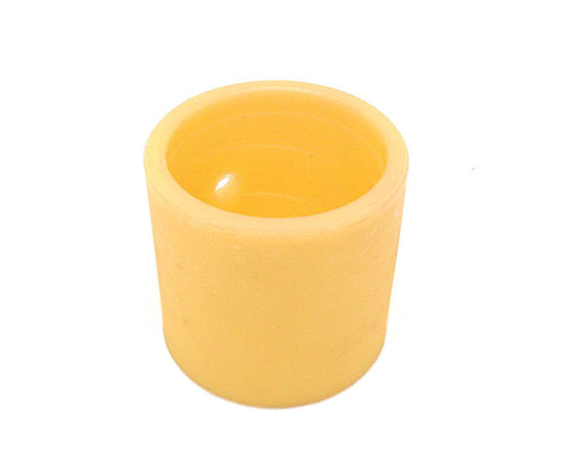 Yellow Nylon Bushing Hole