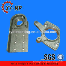 Top sale cnc moulds parts aluminum die casting machine parts