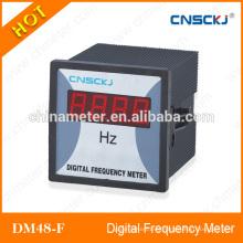 DM48-F Medidores de frecuencia digitales programables RS485