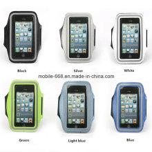 SML bolso de brazalete deportivo de tres dimensiones para iPhone 6 5s / Samsung S6 S5