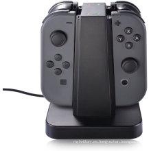Base de carga portátil 4 en 1 para Nintendo Switch