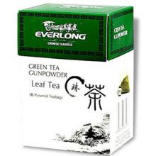Gunpowder Tea Pyramid Tea Bags (PT1307)