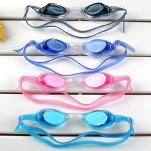 Swim Goggles Custom Logo Strap Ear Plug Silicone Set Goggle