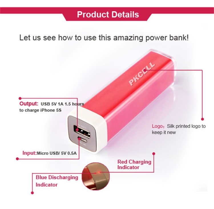 Laptop Power Bank Charger