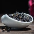 Berry de Goji noir séché biologique naturel en gros