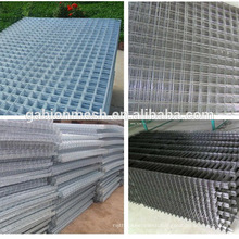 China supply cheap 2x2 galvanized welded wire mesh for fence panel
