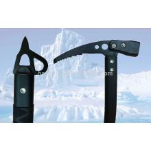 Escalade de glace Arbre courbé Championnat d'alpinisme Haches de glace