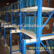 steel full open Mould Shelf