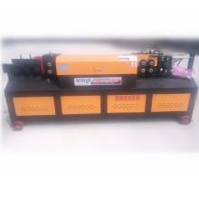Redresseur de barre d'acier hydraulique et machine de découpage pour la construction