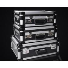 Caja de almacenaje multiusos adaptable de la aleación de aluminio (con diversos tamaños)