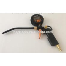 Top Qualität Air Blow Staubpistole Air Gun Pistole mit Luftdruckmesser Neues Modell