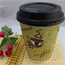 Pappbecher-Rohstoff, Kaffee-Papierschalen
